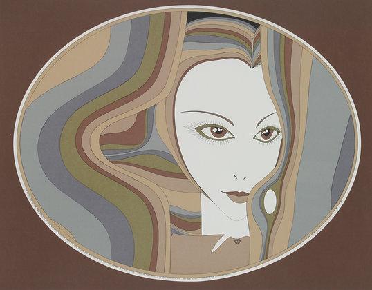 No27, OVAL FACE Silk Screen (1981)