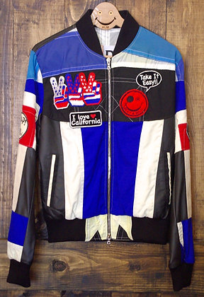 DR LOVE Patchwork Jacket B