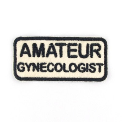 "ALM Massage Patch ""AMTEUR GYNECOLOGIST"""