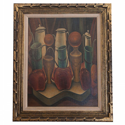 """""""Still Life with Apples and Oranges"""""""