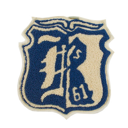1961 Vintage College Patch