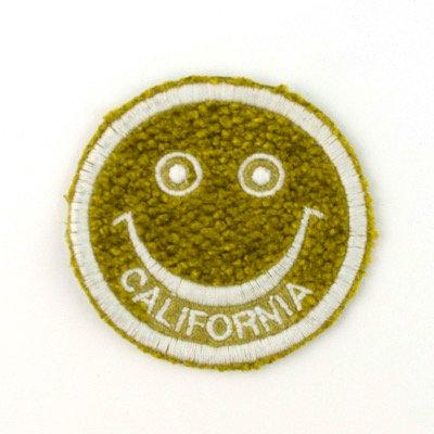 "No1 ALM Smile Patch Green ""California"""