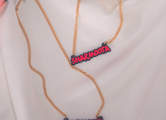 Sharmoota Necklace