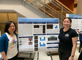 Elizabeth presents at UNC Rare Disease Day