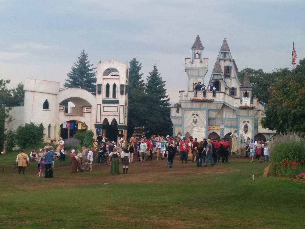 MN Renaissance Festival Gates