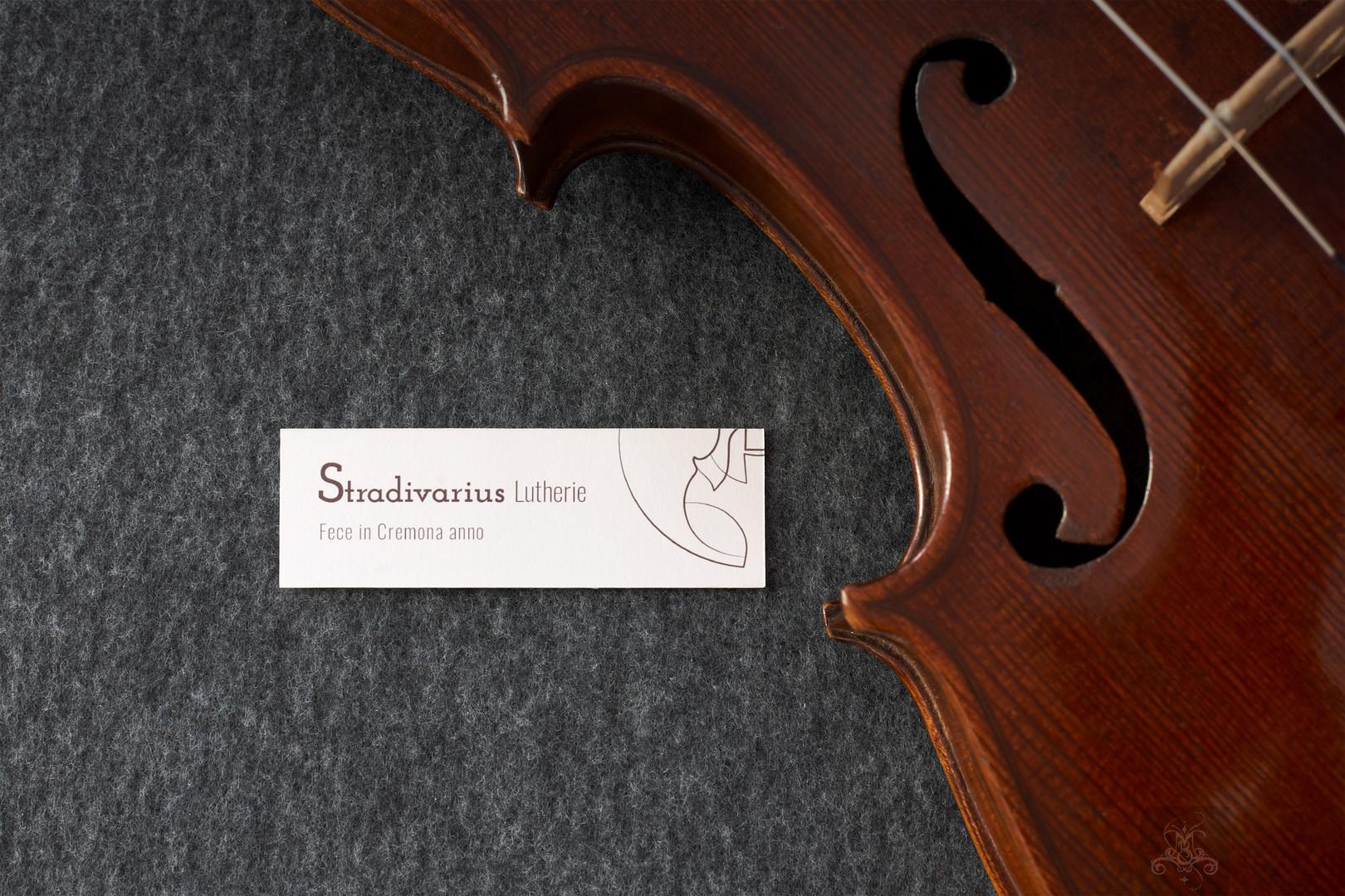 Stradivarius_lutherie_logo_design