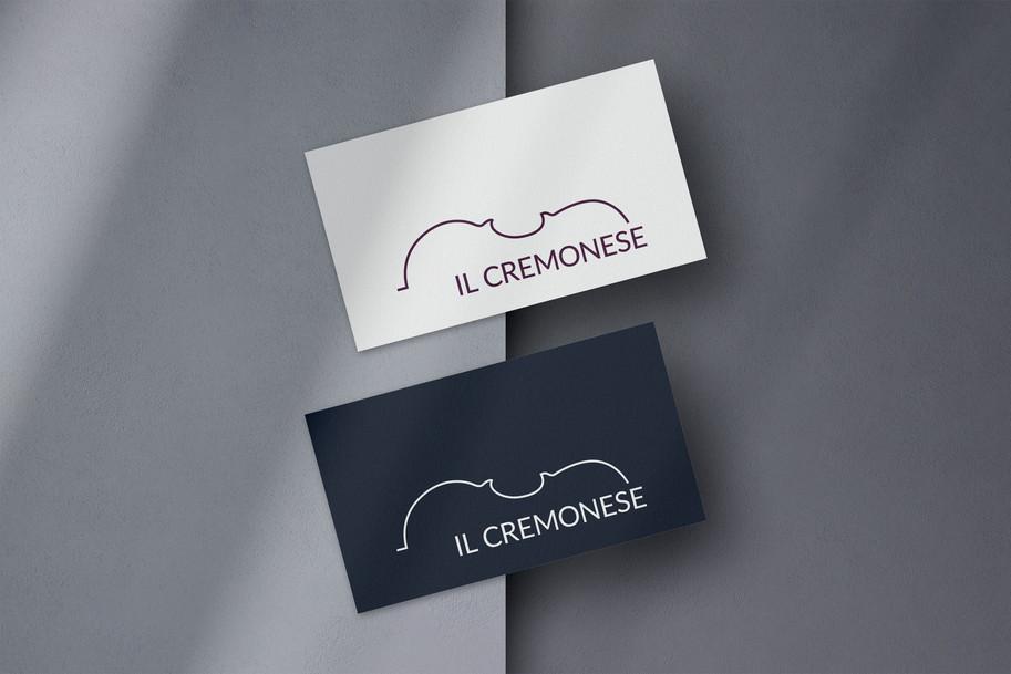 Il Cremonese custom logo design