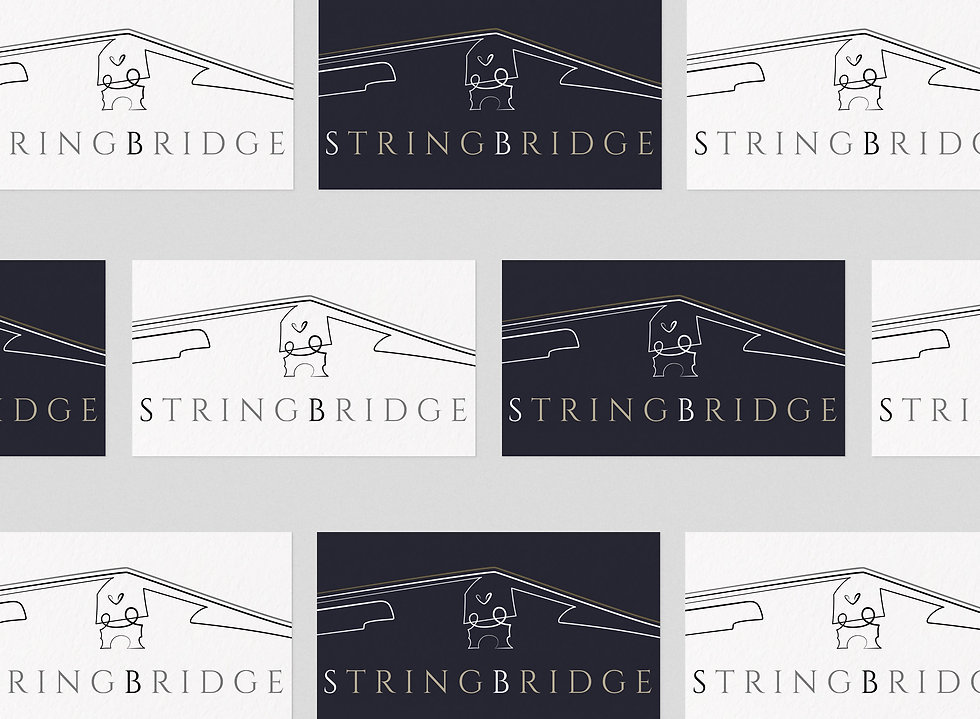 Logo Design for Stringbridge