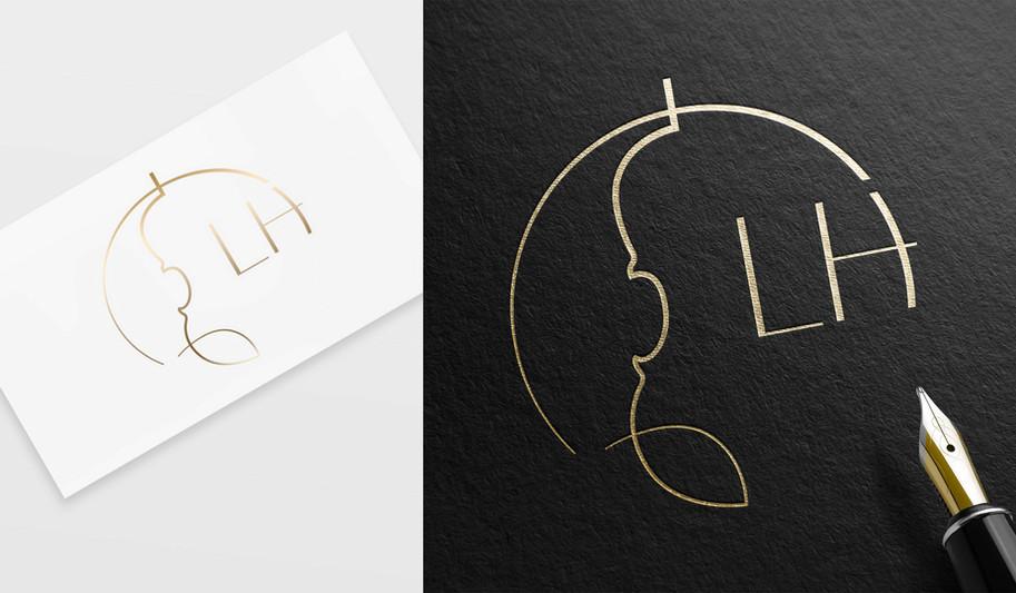Llisa Hellmich custom logo design.jpg