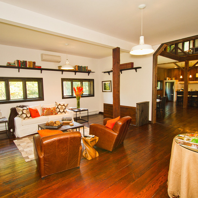 Interior view of Side Living Room