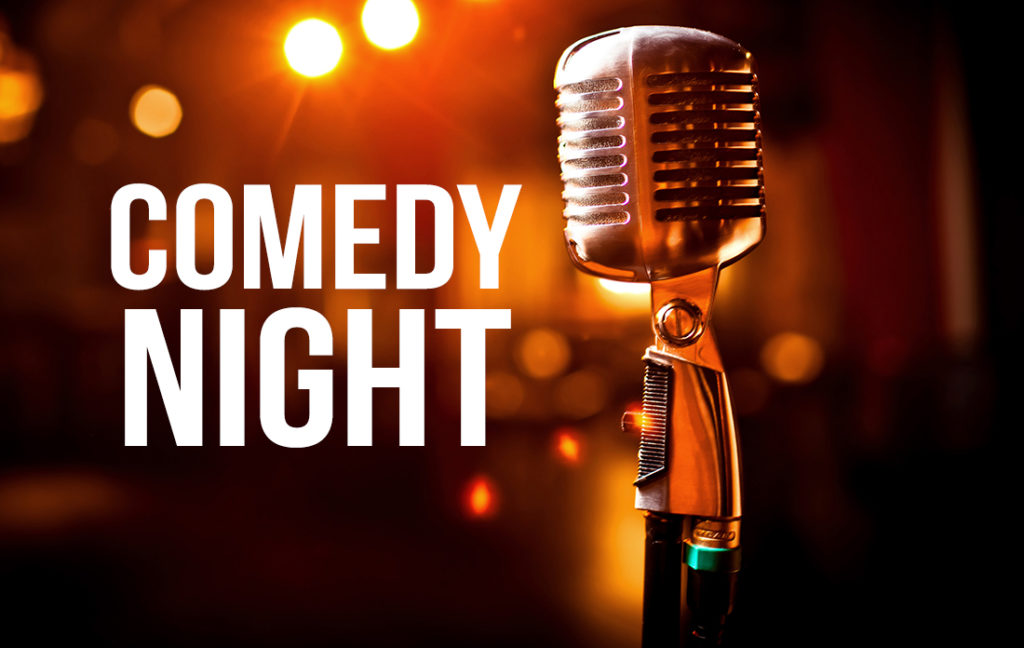 Image result for comedy night