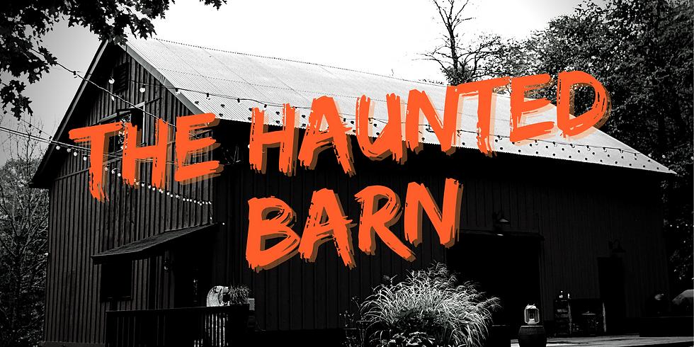 The Haunted Barn at Copake - Thursday 10/28