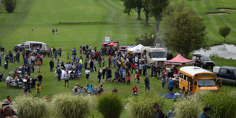 3rd Annual Food Truck & Craft Beer Festival