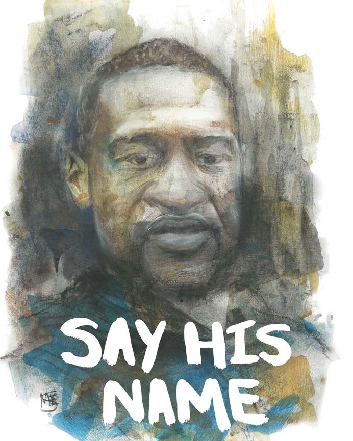 Say His Name