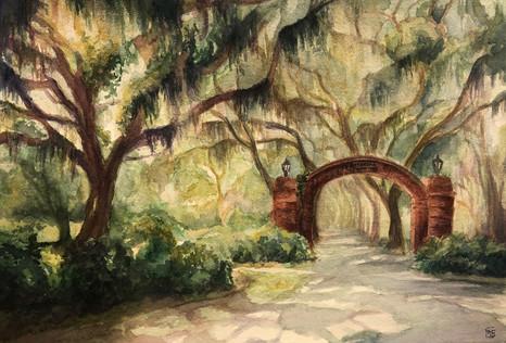 Entering Bethesda