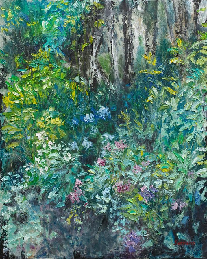 Blooms of Saluda