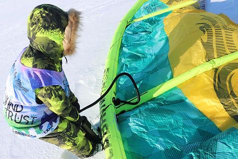 Оборудование для сноукайтинга