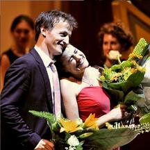 JC Spinosi et Cecilia Bartoli