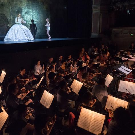 Theater an der Wien - Vienne - 2017