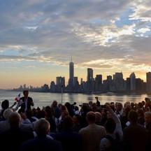 Arrivée à New-York, The Bridge - New-York - 2017