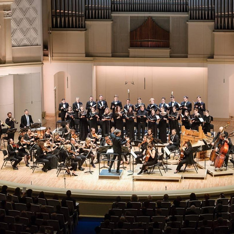 Tchaikovsky Concert Hall - Moscow - 2017