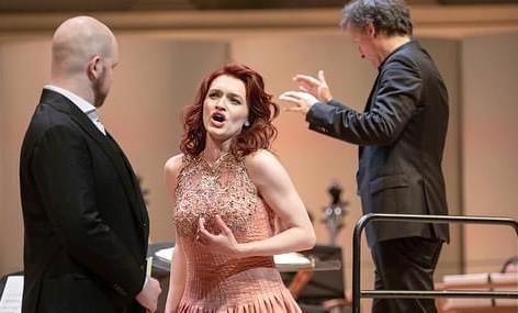 Ekaterina Bakanova - Tchaïkovsky Concert Hall - Moscou - 2019
