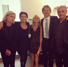 Laurence Paugam, Faustine Tremblay, Françoise Paugam, JC Spinosi et Philippe Spinosi