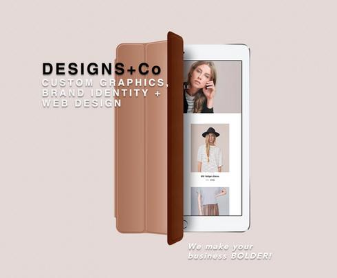 Website Design | Designs + Co