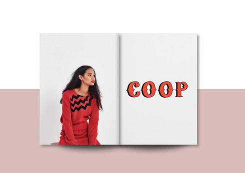 Look Book | COOP by Trelise Cooper