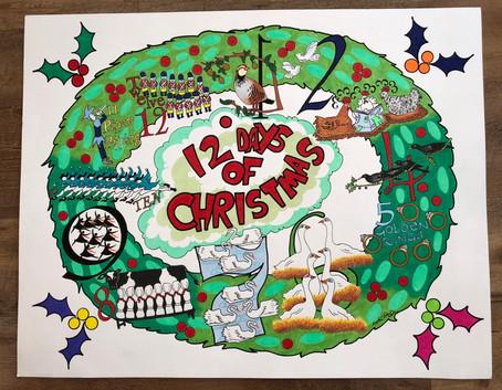 """""""12 Days of Christmas"""""""