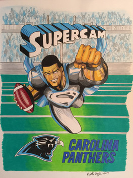 """""""Super Cam Newton"""""""
