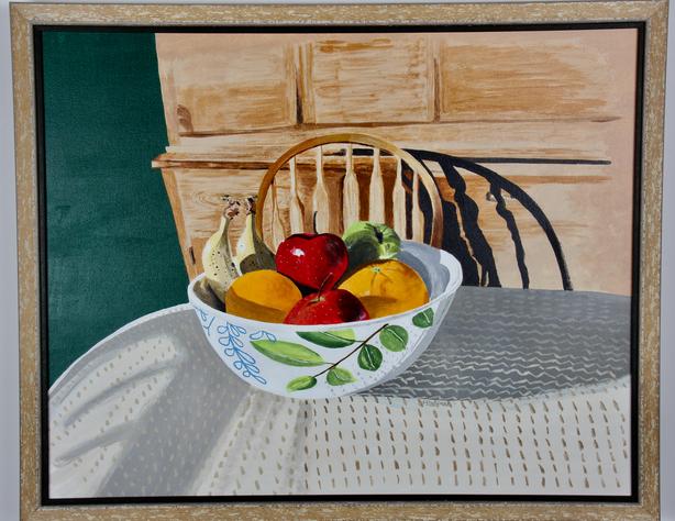 """""""Fruit Bowl in the Sun"""""""