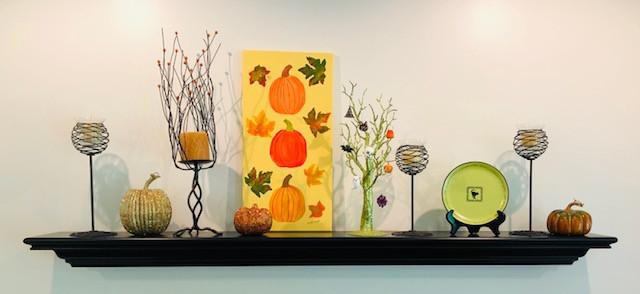 """Harvest Pumpkins"""