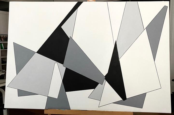 """""""Shades of Black and Grey"""""""