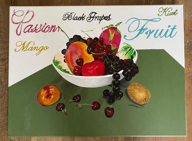 """""""Passion Fruit"""""""