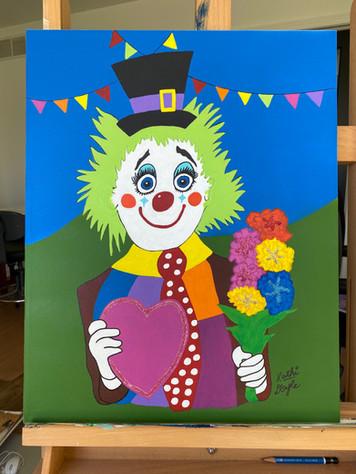 """Happy Clown"""