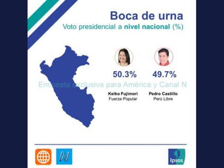 ペルー大統領決選投票