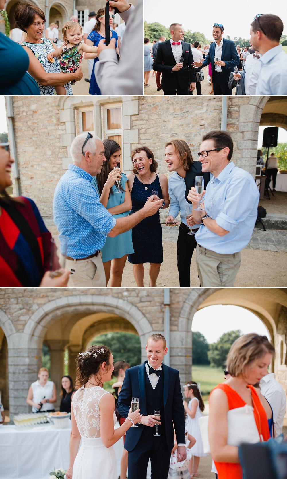 mariage chateau de la bretonniere