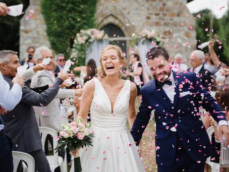 Mariage au Domaine de l'Aumondière - {Charlotte & David}