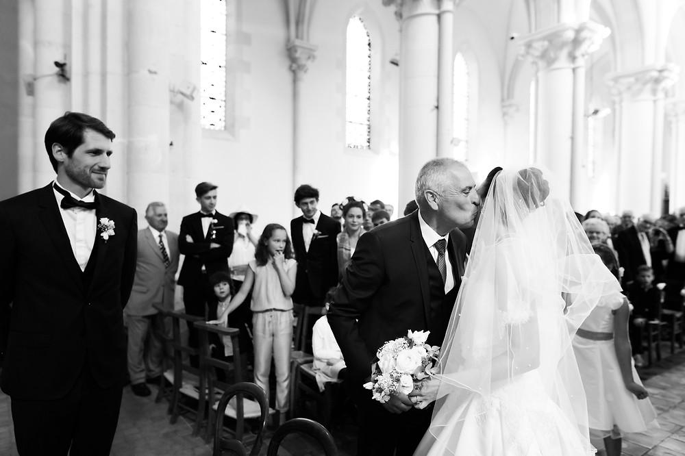mariage chateau de la basmaignee