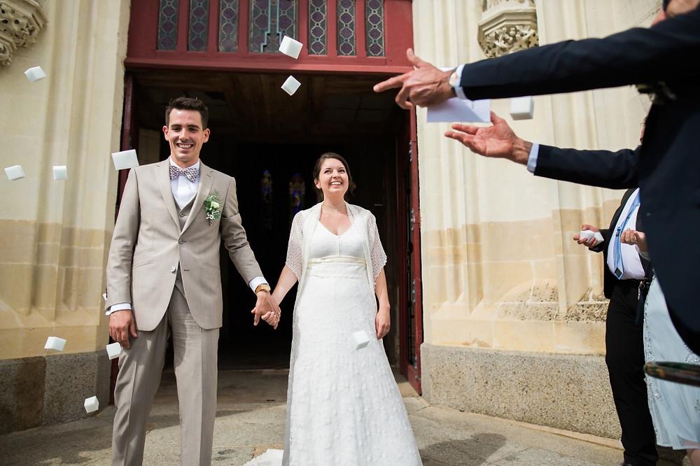mariage chateau de craon