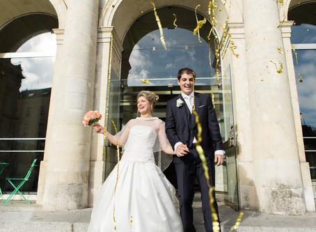 Mariage à Echologia (Louverné, Mayenne) - Bénédicte & Guillaume
