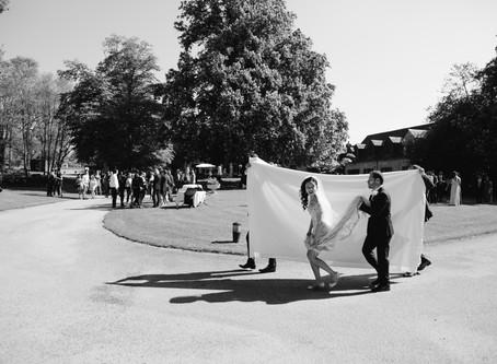 Mariage à La Marjolaine (Moulay, Mayenne) - {Laurie & François}