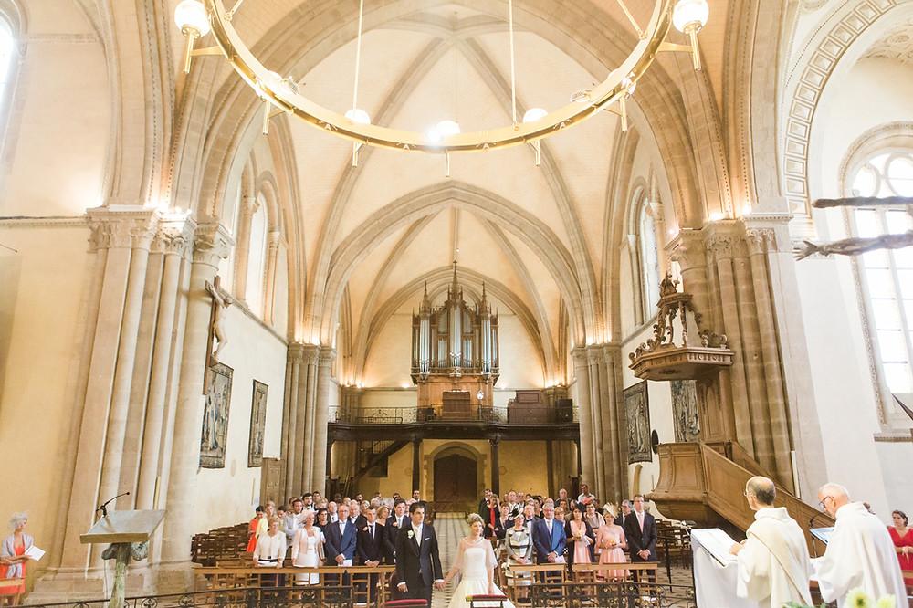 Cathédrale de la Sainte-Trinité de Laval en Mayenne