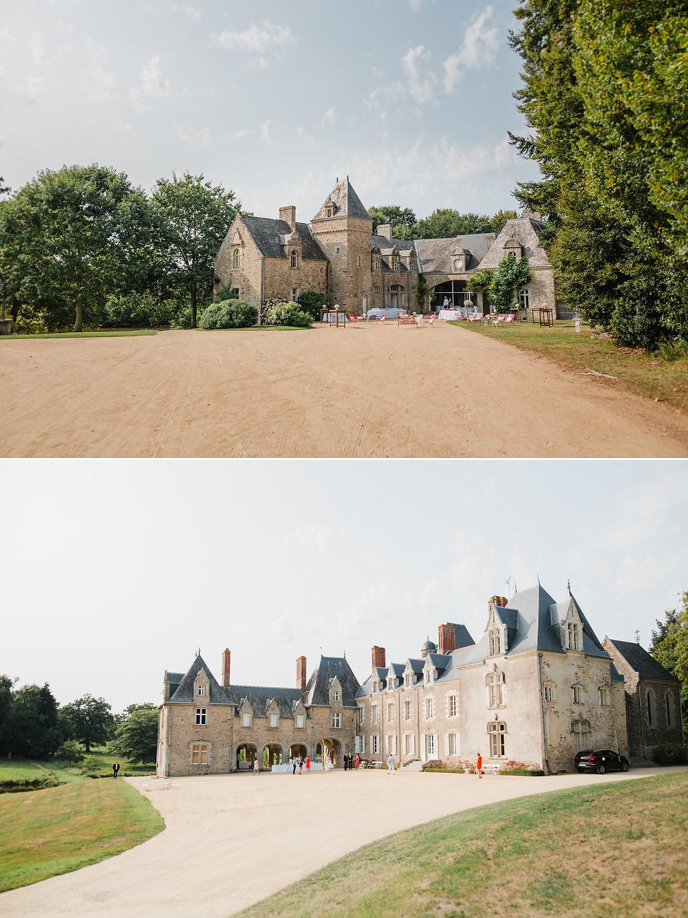 chateau de la bretonniere vigneux de bretagne