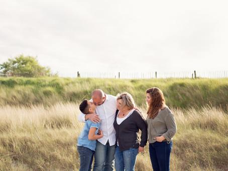 Séance Famille à Saint-Jacut-de-la-Mer - Photographe Famille Mayenne