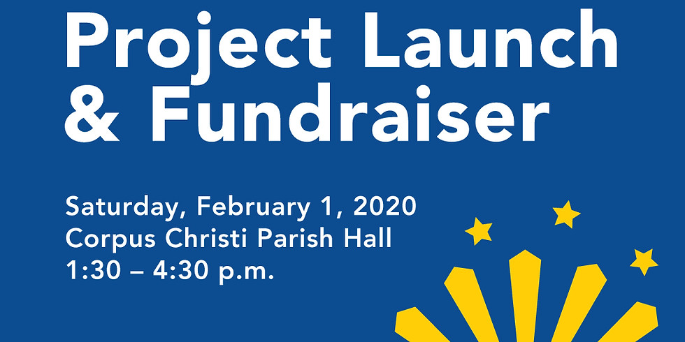 EPIC Project Launch and Fundraiser