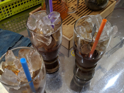 It's so easy to make your Vietnamese coffee!