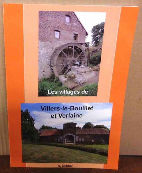 """Roger Delooz - """"Les villages de Villers-le-Bouillet et Verlaine"""" septembre 2013"""