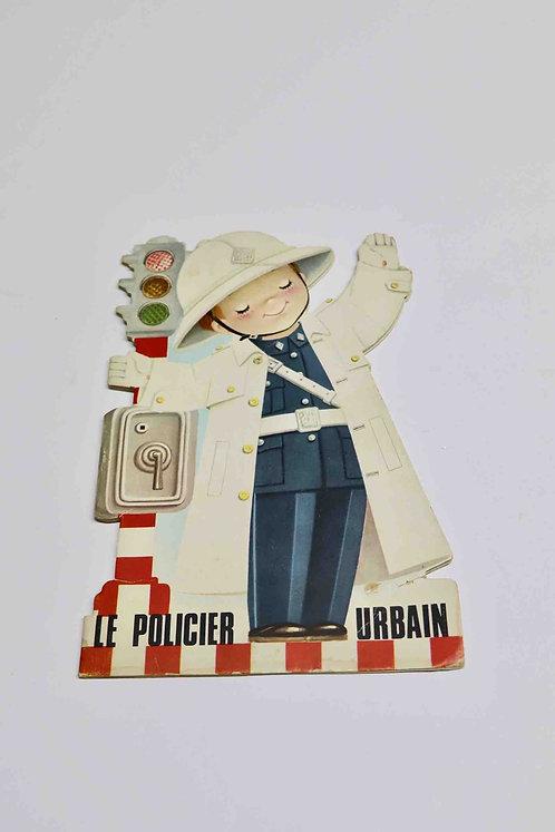 Livre de contes pour enfants de Juan Ferrandiz Le policier urbain